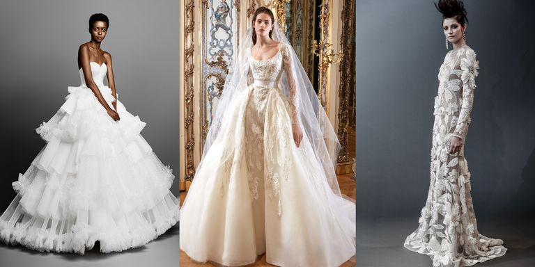Top 2019 Wedding Dresses: The Best Looks From Spring Bridal Week 2019