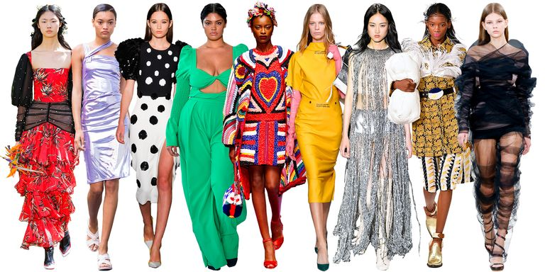 Spring 2018 trend report comprehensive guide for Fashion for home uk