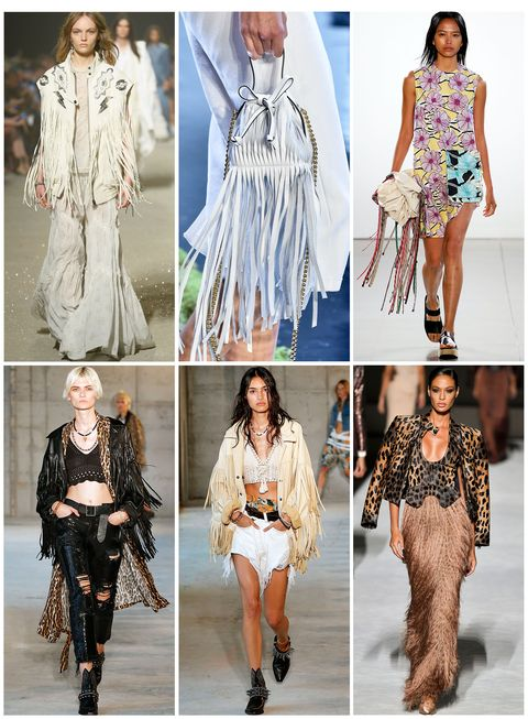 Elle Com S Guide To The Biggest Fashion Trends Of Spring 2019