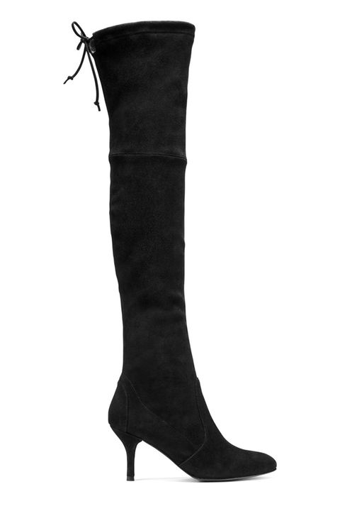 Footwear, Boot, Knee-high boot, Shoe, Leather, High heels, Suede, Leg, Durango boot, Riding boot,