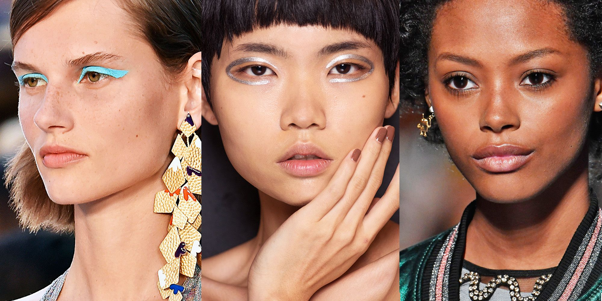 Shake Up Your Summer With These New Makeup Trends