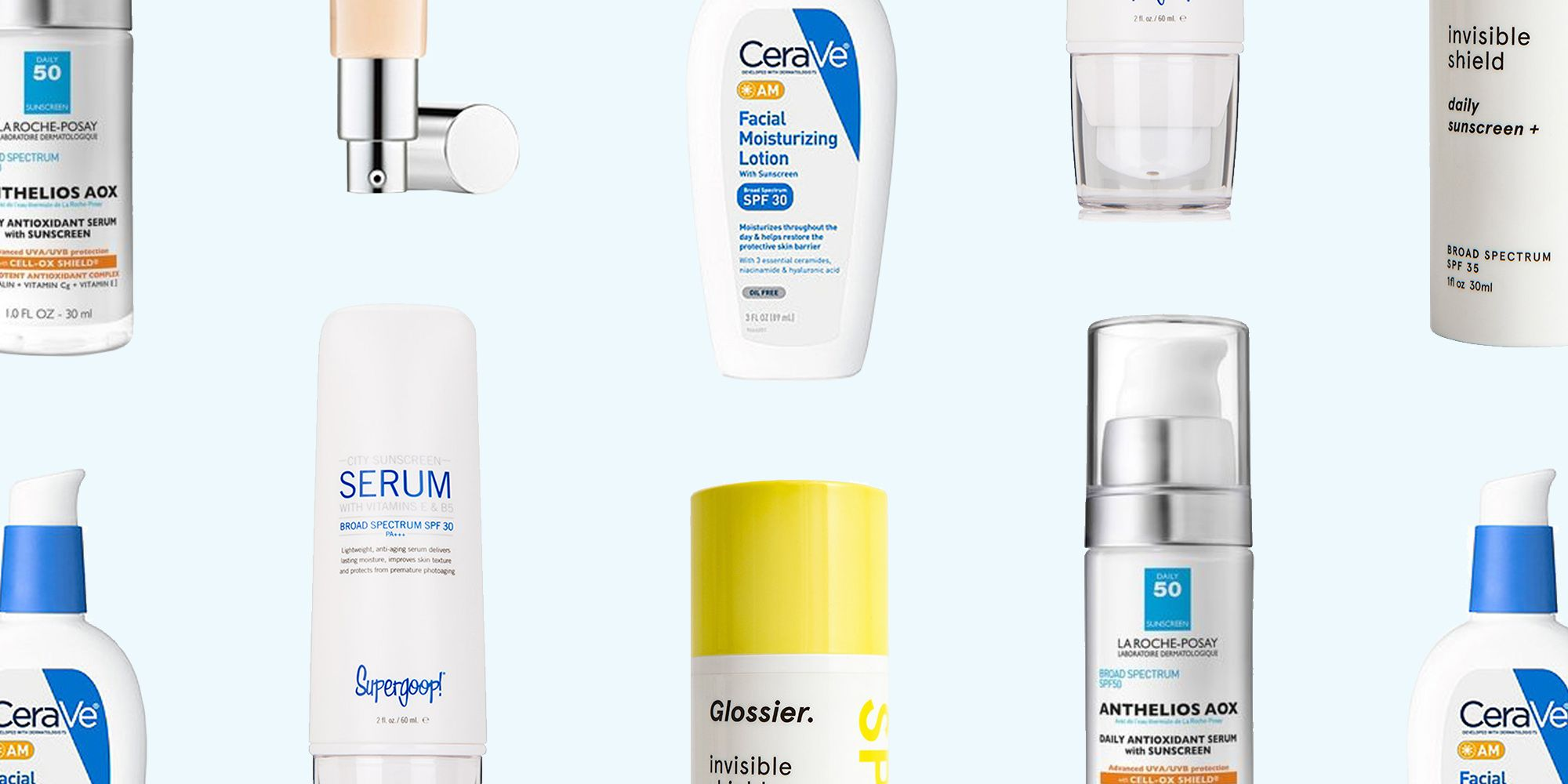 The Best Sunscreen For Your Face, According to ELLE Editors