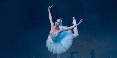 Dancer, Blue, Ballet, Dance, Entertainment, Performing arts, Ballet dancer, Choreography, Ballet tutu, Performance,