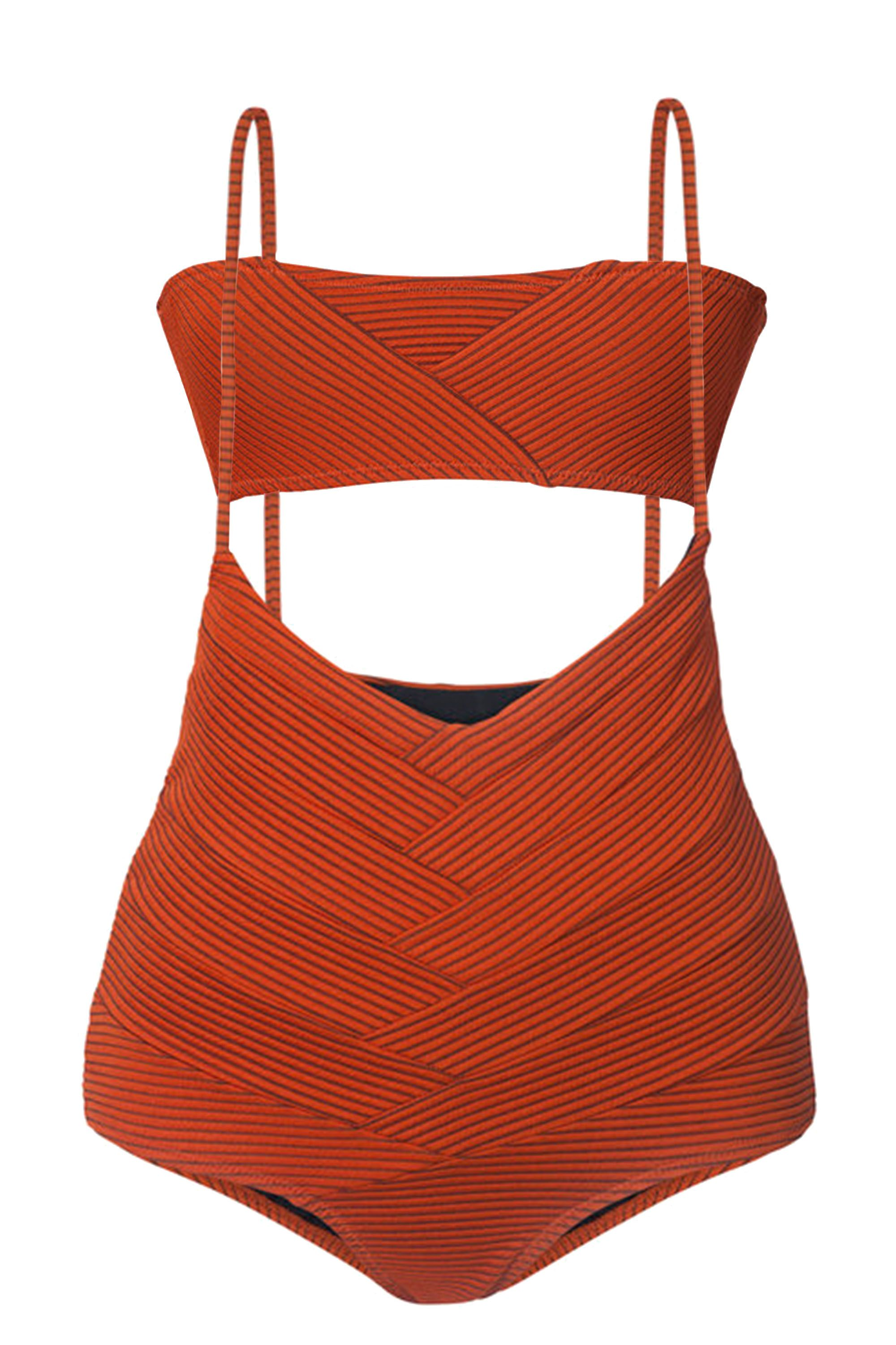 e082a27193 22 Cute Swimsuits To Wear This Spring - Sexy Spring 2018 Swimsuits