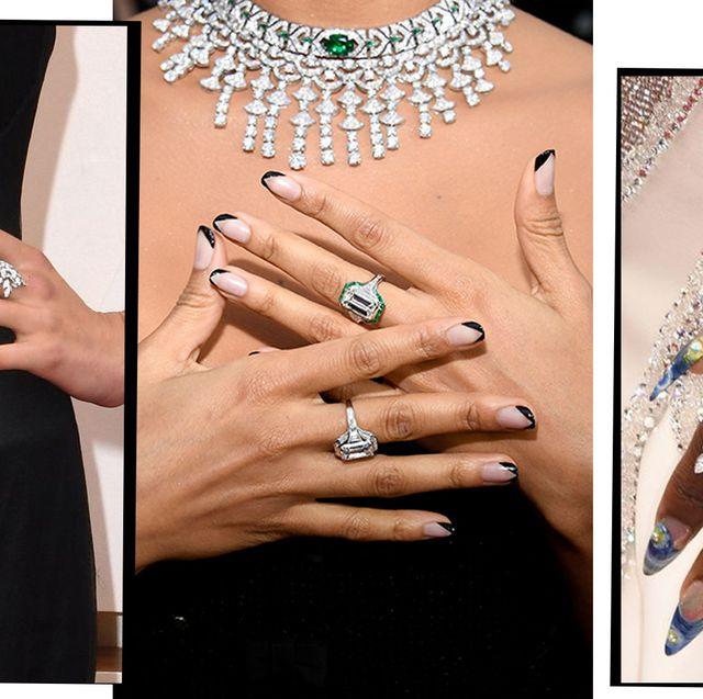 Nail Art Designs The Best Celebrity Nail Art Inspiration