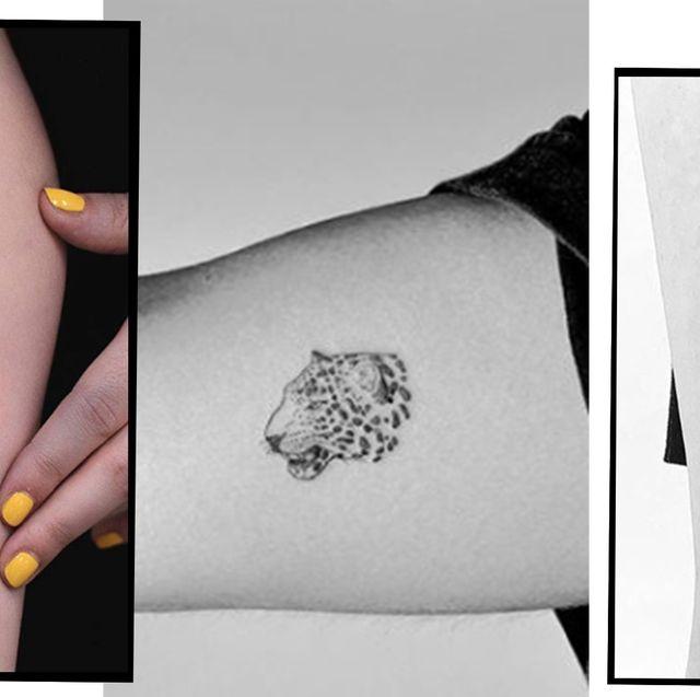 16 Tiny Animal Tattoos Delicate Animal Tattoos For Inspiration