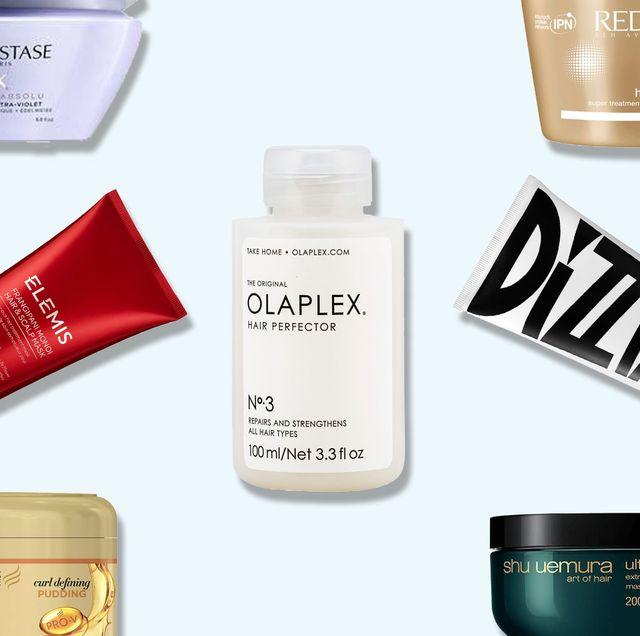 The 12 Best Hair Masks For Dry Frizzy Or Damaged Hair
