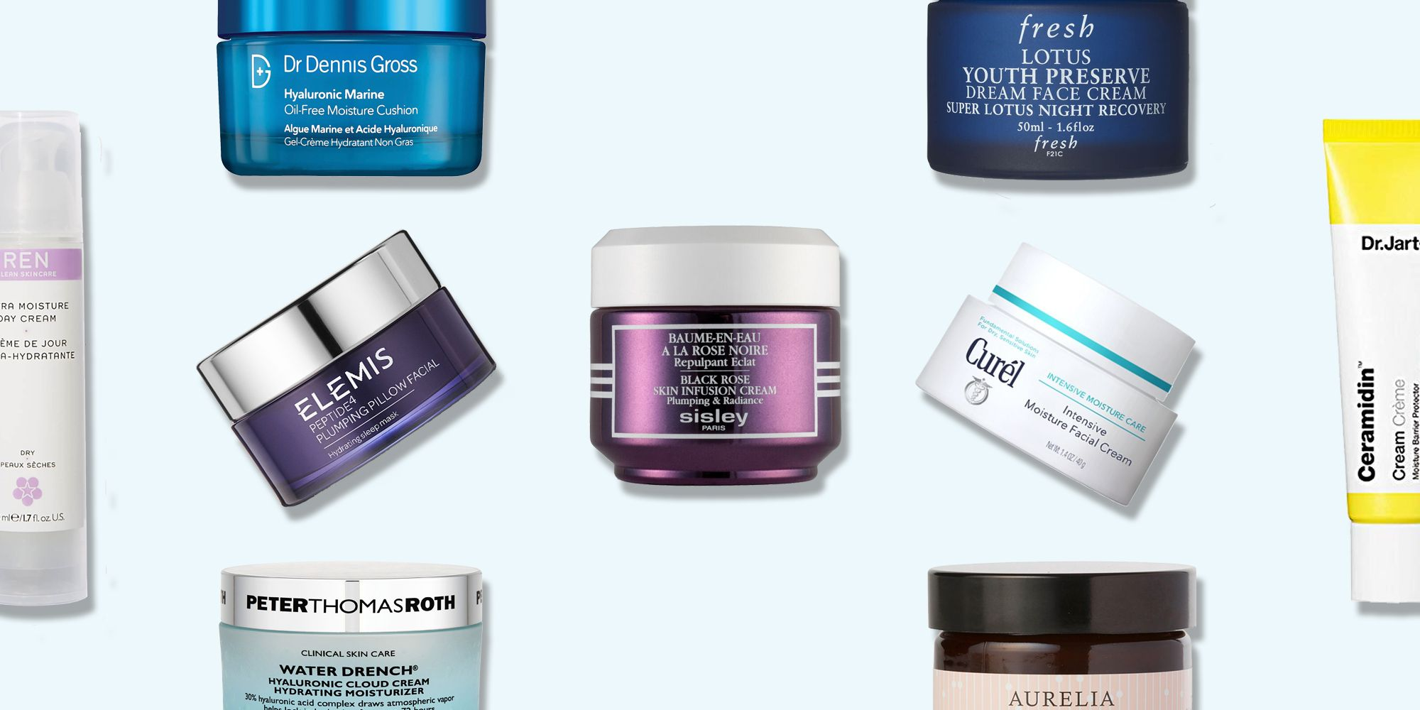 best face products for dry skin