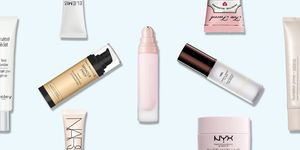 Best make-up primers for dry skin