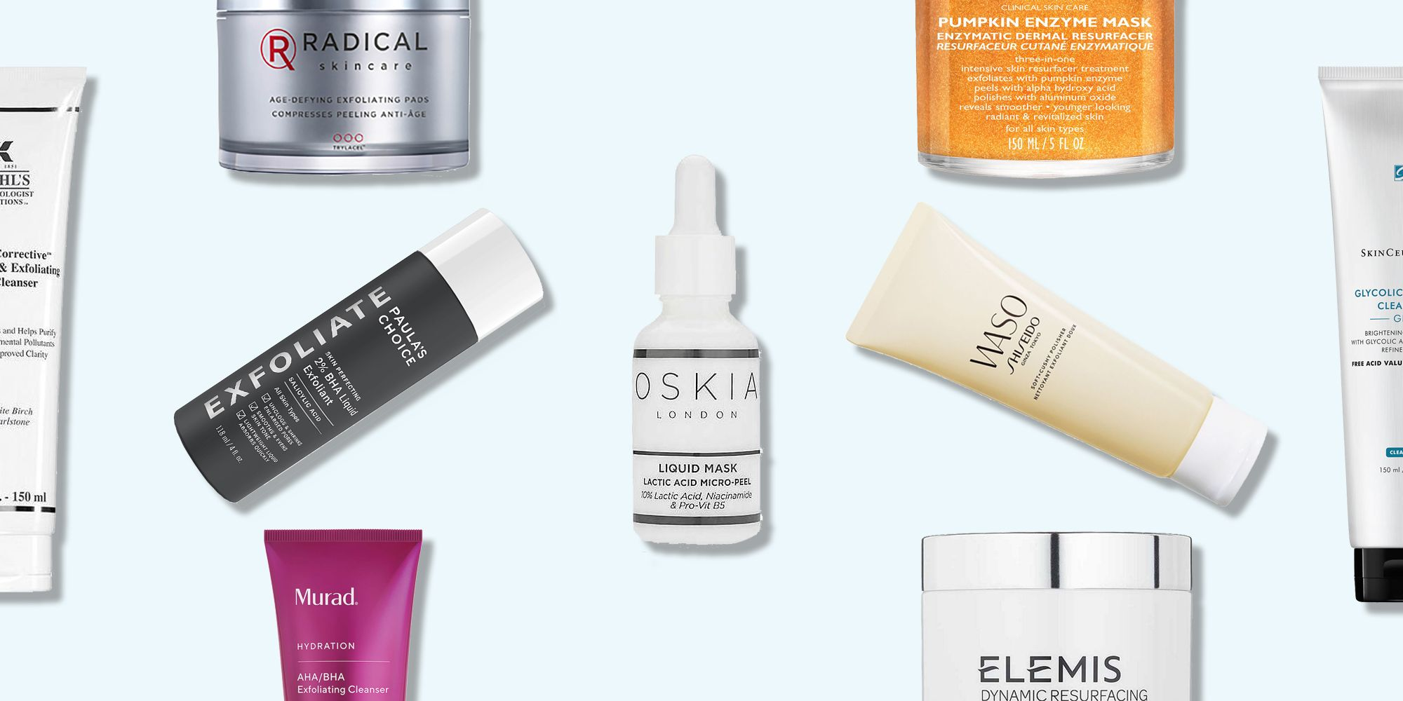 16 Best Face Exfoliators How To Choose The Best Face Scrub For Your Skin Type