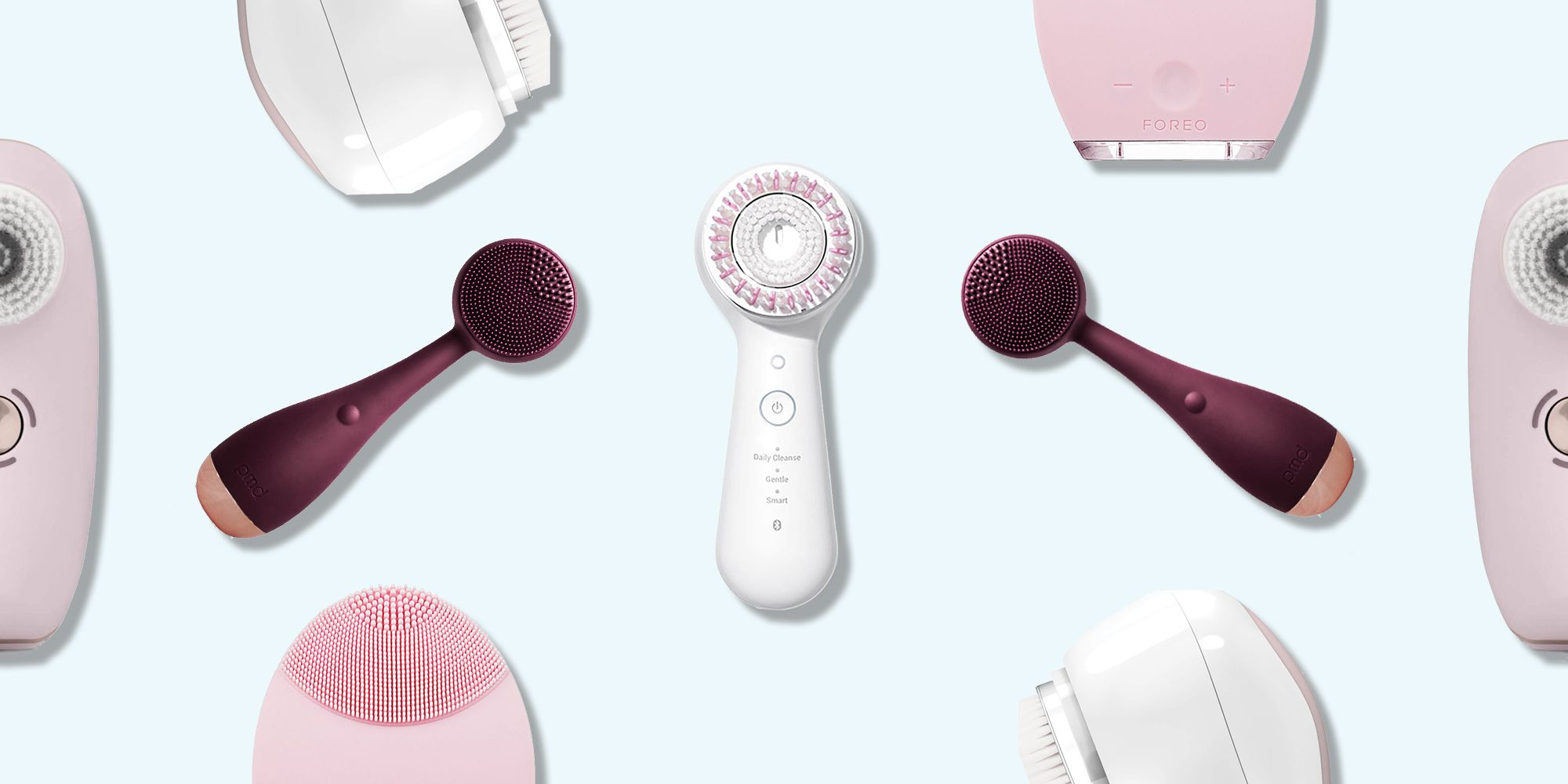11 Best Face Cleansing Brushes Top Facial Cleansing Brush Reviews