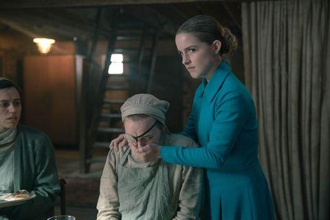 handmaid's tale season 4 episode 1 mckenna grace as esther