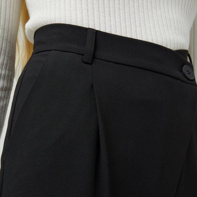 Pull Bear Y El Truco Tipazo De Sus Pantalones Anchos De Vestir
