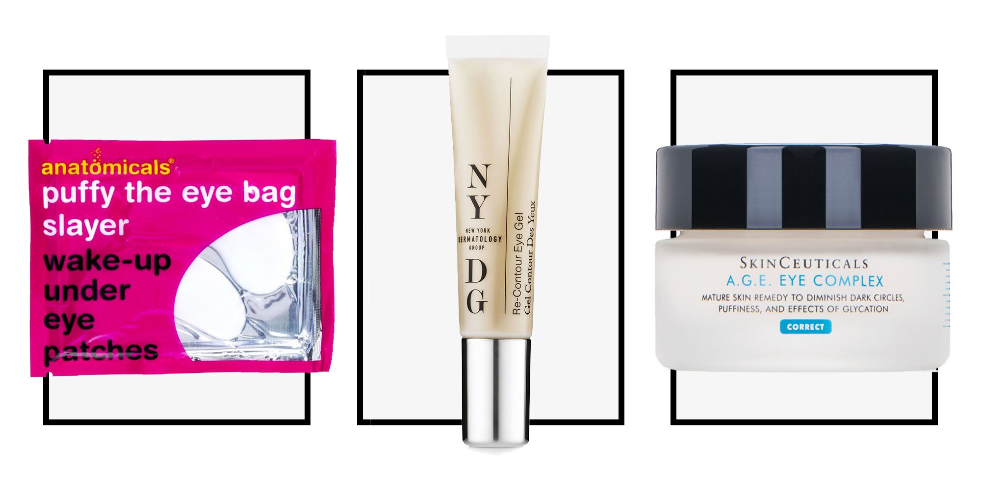 under eye care products