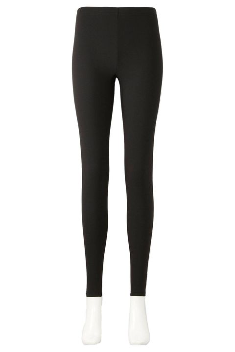 Clothing, Black, Tights, Leggings, sweatpant, Active pants, Trousers, Sportswear, Leg, Waist,