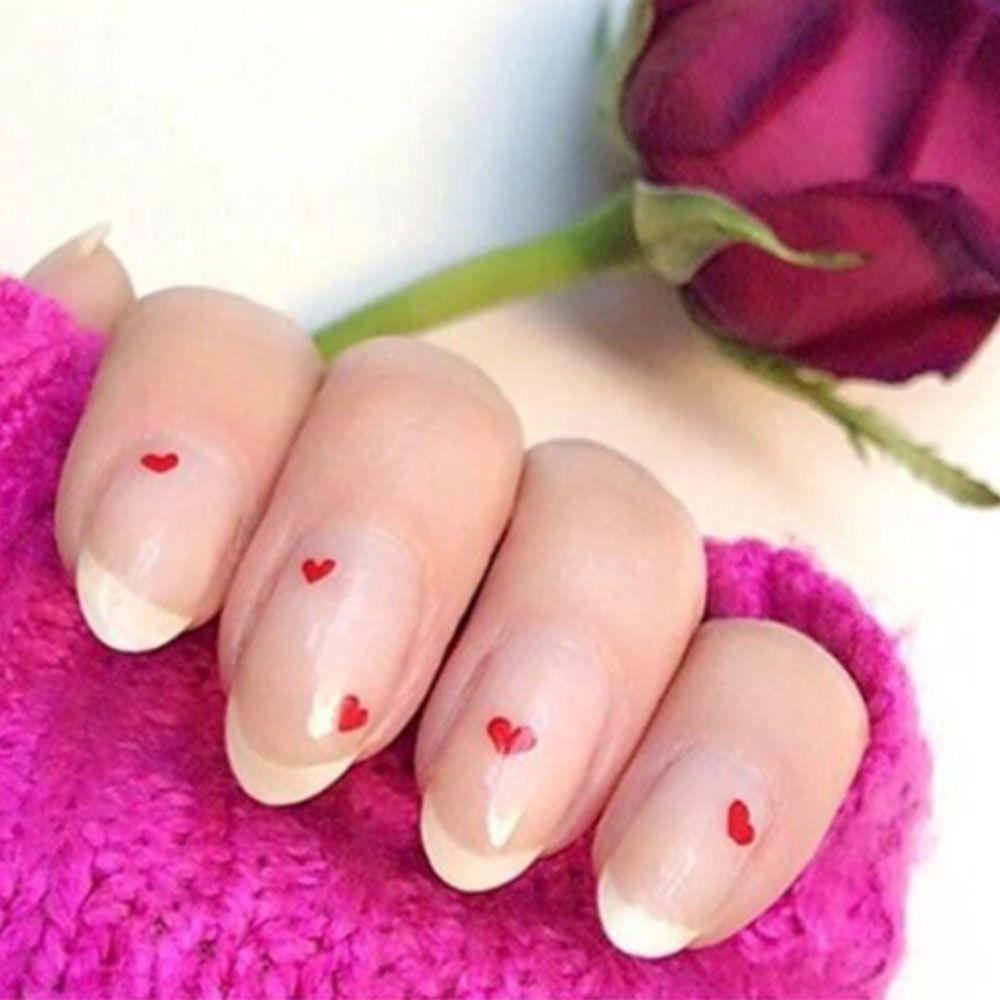35 Easy Valentine\u0027s Day Nail Art Designs , Cute Valentine\u0027s