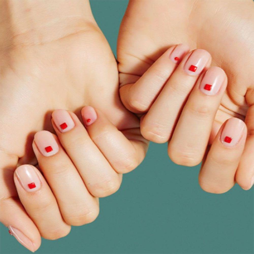 31 Easy Valentine S Day Nail Art Designs Cute Valentine S Day