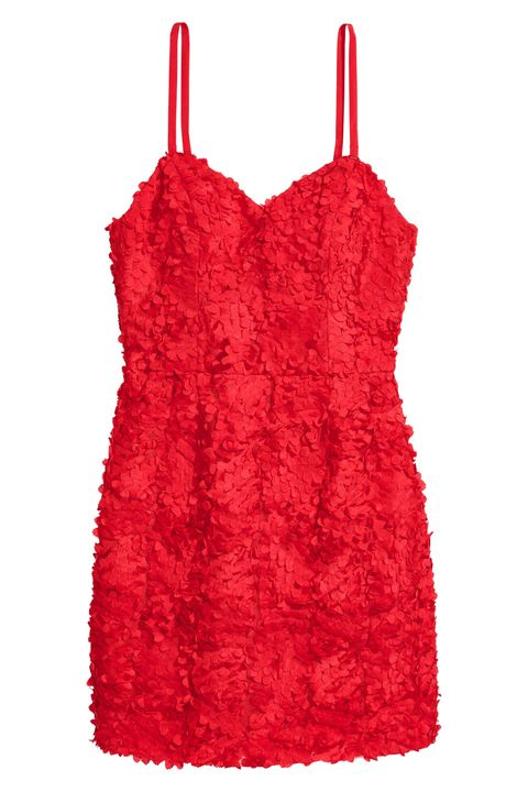 Clothing, Red, Dress, Day dress, Pink, camisoles, Cocktail dress, One-piece garment, Lingerie,