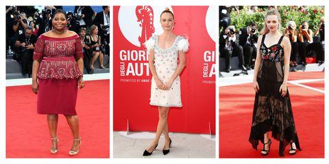 Fashion model, Clothing, Dress, Red carpet, Red, Cocktail dress, Carpet, Shoulder, Fashion, Footwear,