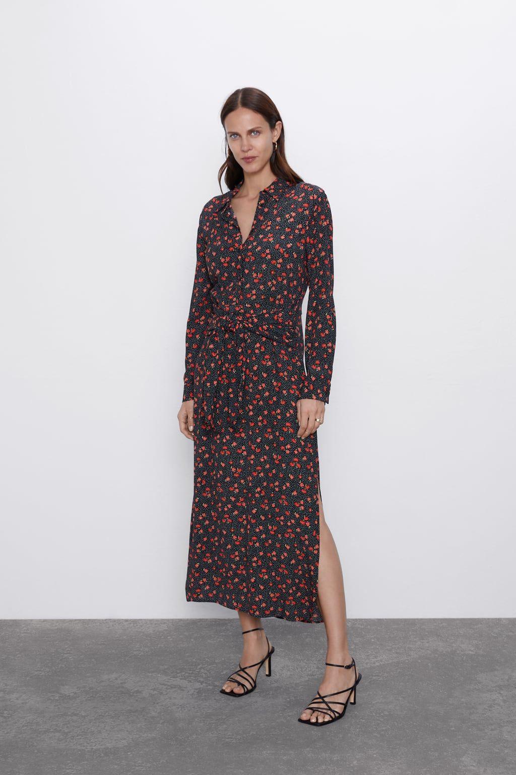 Camisero Su Cambia Famoso Vestido Zara Diseño De DeW2bEH9IY