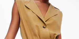vestido chaleco dependientas zara