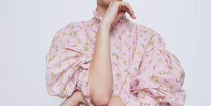 vestido corto flores barato zara