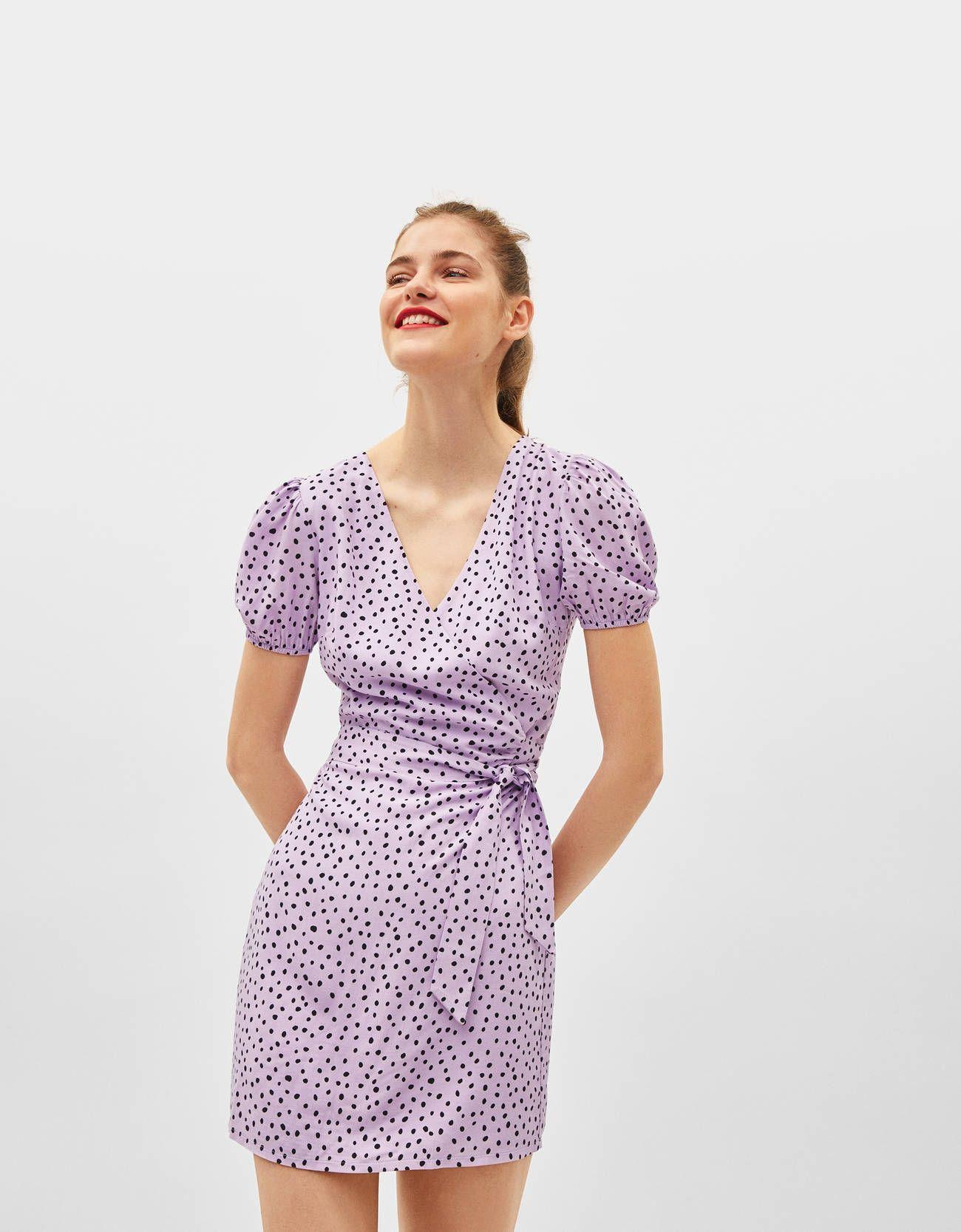 dff50532b85 El vestido corto con manga abullonada de Berhska que jamás hubiese comprado