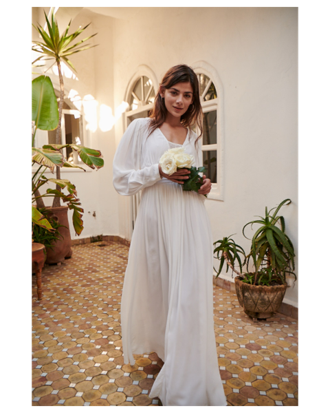 Un Vestido De Novia Por 70 Con Tallas Medias Y Grandes En Kiabi