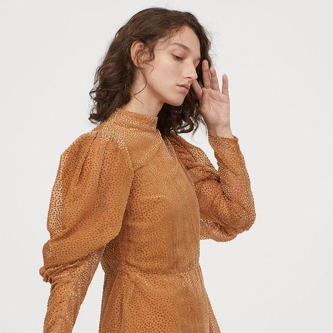comprar lujo Precio pagable diseño novedoso El vestido de invitada y fiesta de H&M que es la compra más top
