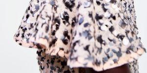 vestido largo lentejuelas edicion limitada zara