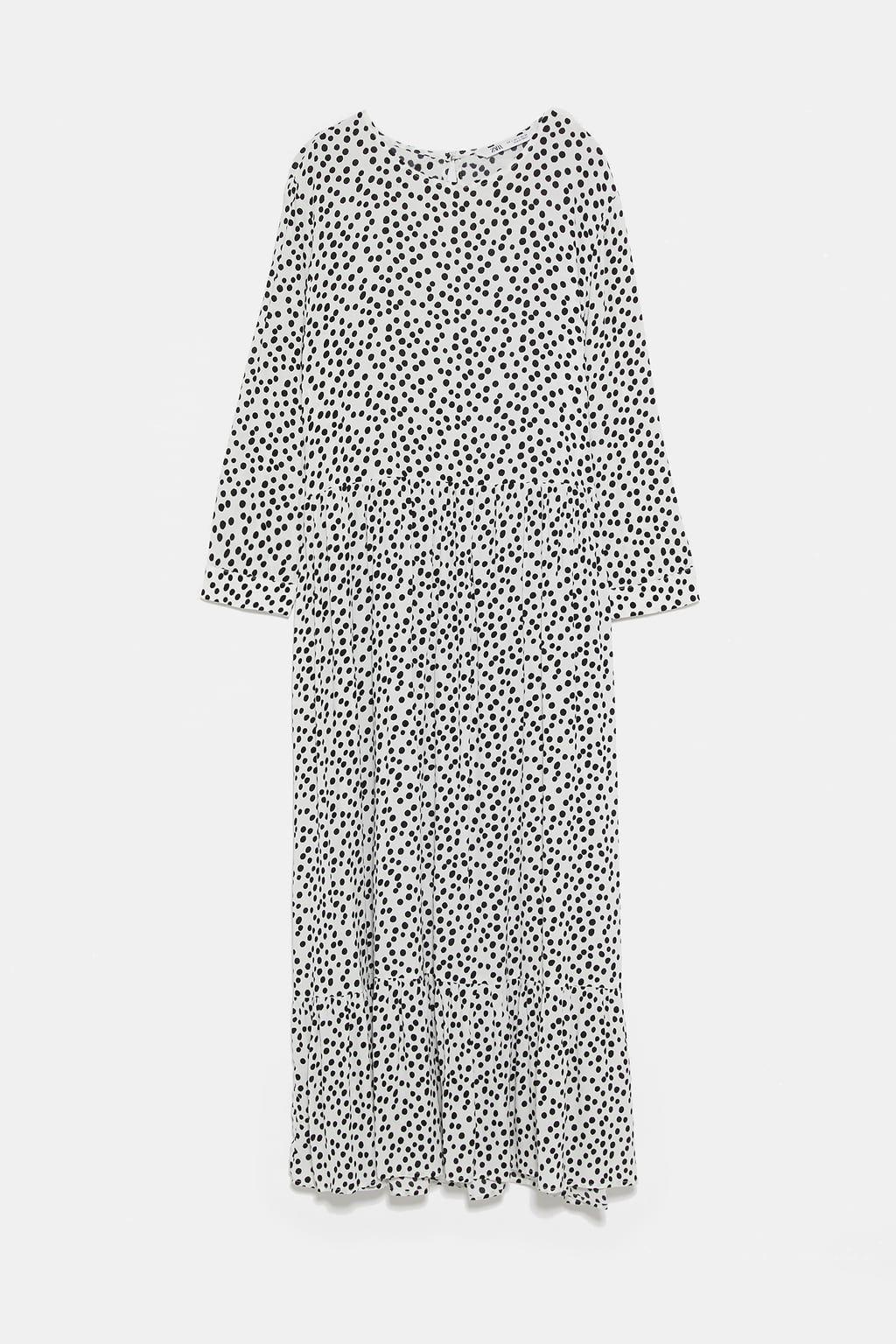 Lunares Este Una Zara Instagram Vestido Ya Tiene De Cuenta 8wONnkX0PZ
