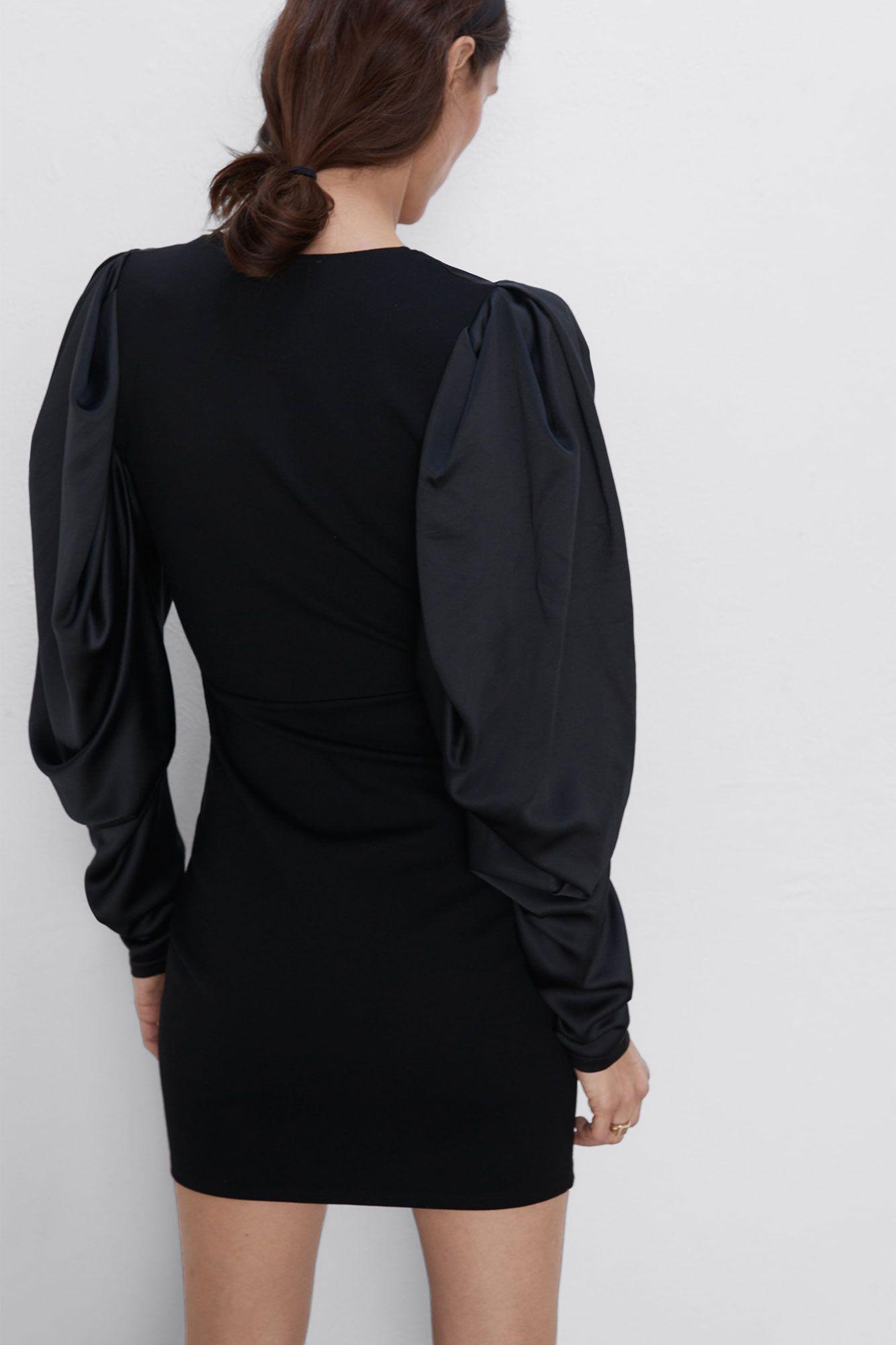 Solo necesitas este vestido de Zara para ser la invitada