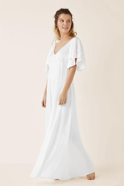 3f1392a05c El vestido de novia ideal que buscas cuesta 32 € en Women secret