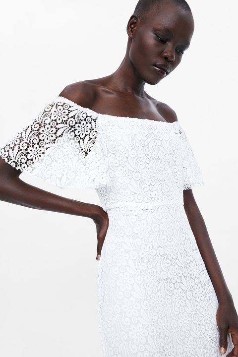 c6b0713b2 Y el vestido de novia de Zara más espectacular ha llegado a la tienda