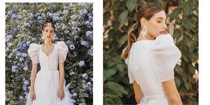 vestidos de novia cherubina firma española
