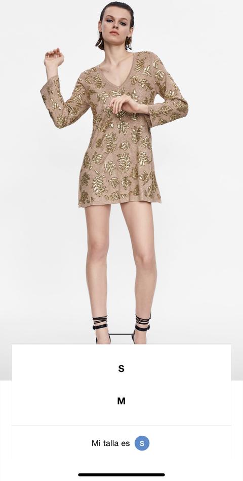 Estos Vestidos Y Monos De Zara Si Eres Una Talla L No Podras Comprarlos