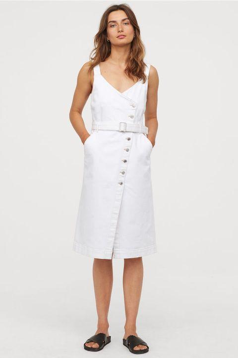 especial para zapato grandes variedades 50-70% de descuento 8 vestidos vaqueros para todas las tallas de Mango y H&M ...