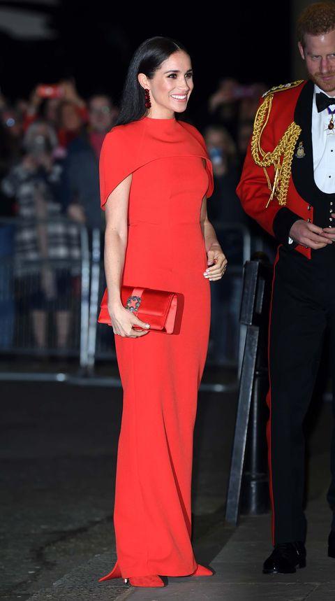 20 vestidos rojos que hicieron historia