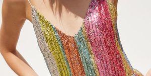shoppingtops y vestidos de lentejuelas para llevar por el día y por la noche