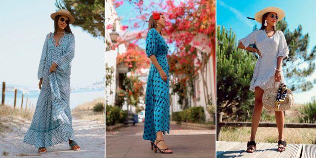 07f02e9d1305 Vestidos largos, cortos y midi de verano de Zara de Cris Garpes