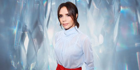 c0d7debe79a7 Victoria Beckham Is So Into Crystals She's Making Secret Pockets For Them  In Her Pants