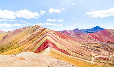 Mountainous landforms, Mountain, Sky, Wilderness, Hill, Geology, Ridge, Landscape, Ecoregion, Mountain range,