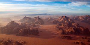 Wadi Rum Jordania elle.es