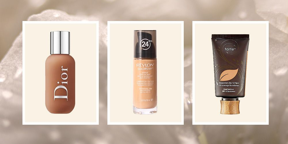 The 11 Best Water-Resistant Foundations For Summertime