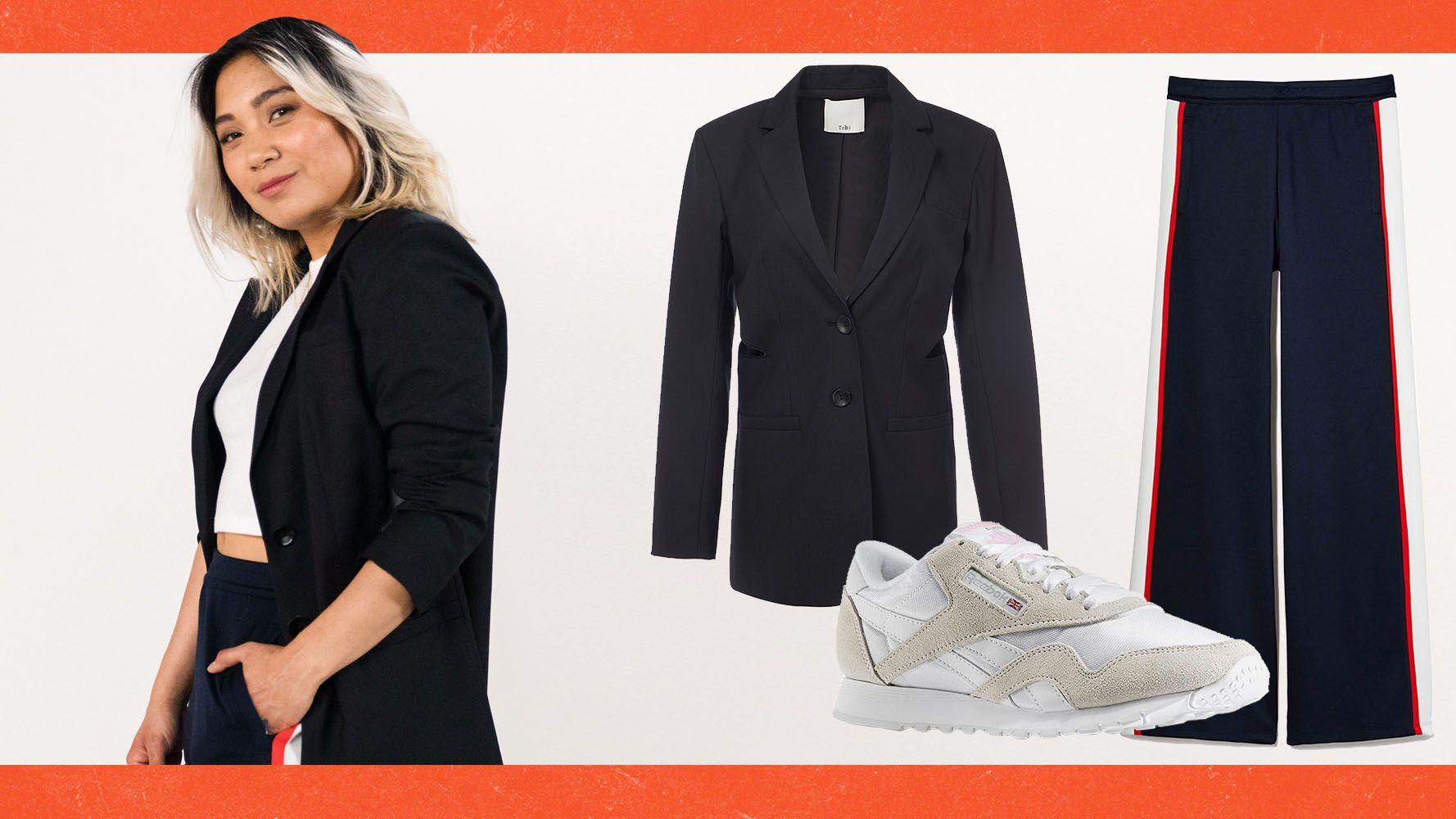5 Ways to Make a Black Blazer Feel Less Basic