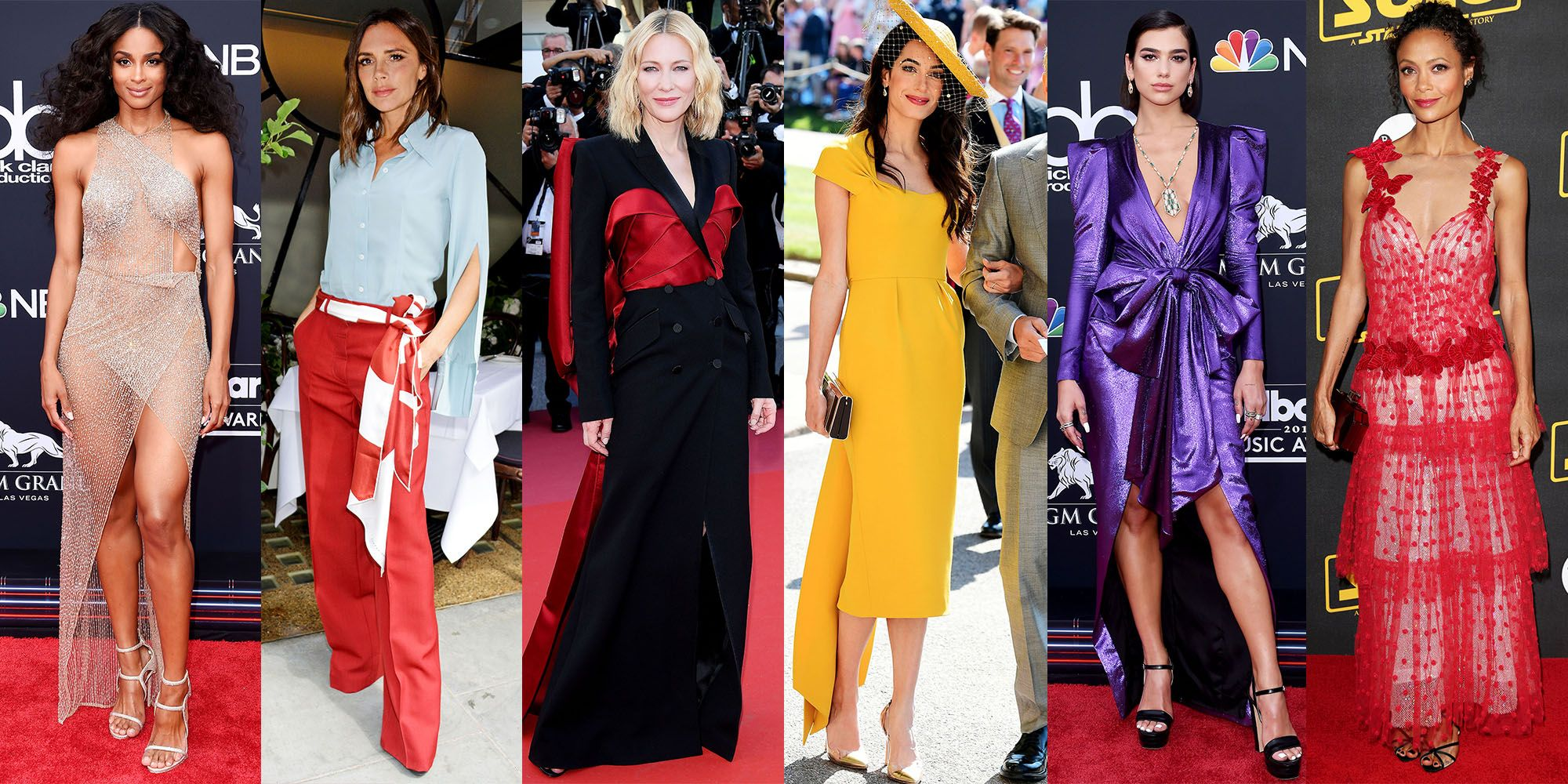 727e92fa89a Best Celebrity Style May 2018 - Best Dressed  The Week in Outfits