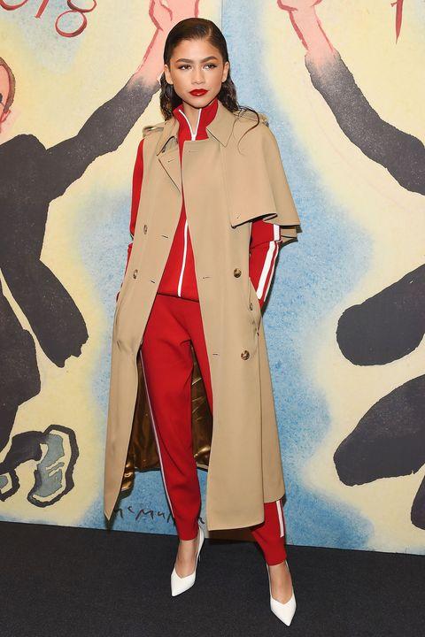 Clothing, Trench coat, Coat, Fashion, Outerwear, Fashion design, Overcoat, Footwear, Fashion illustration, Costume design,