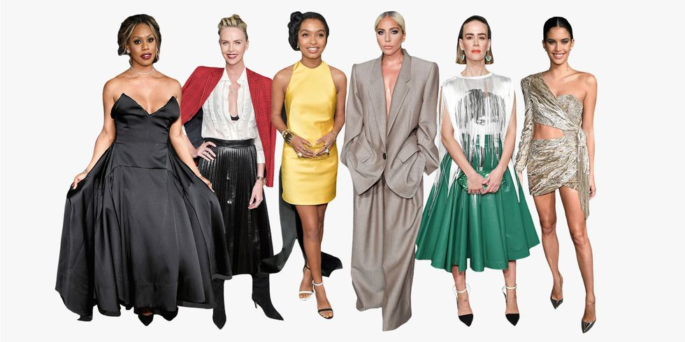 The Best Red Carpet Looks From ELLE