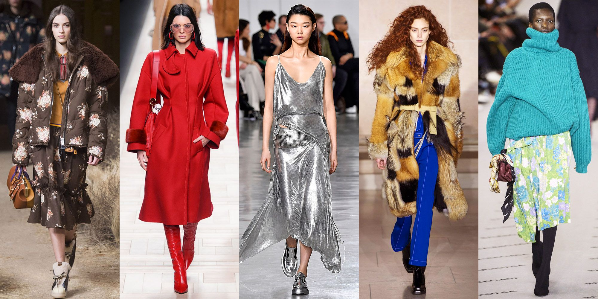 11d428d788 The Winter Trends to Try in 2017 - Winter 2018 Fashion Trends Inspired by  the 2017 Runway