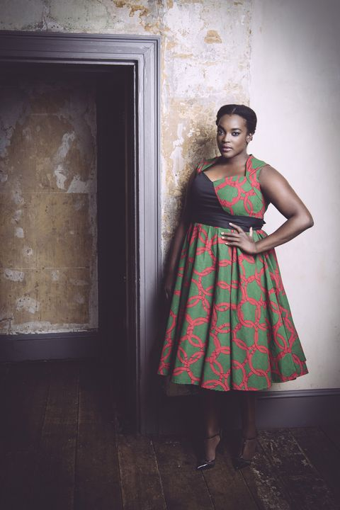 london, england   april 24  actor wunmi mosaku is photographed on april 24, 2017 in london, england photo by gareth cattermolecontour by getty images